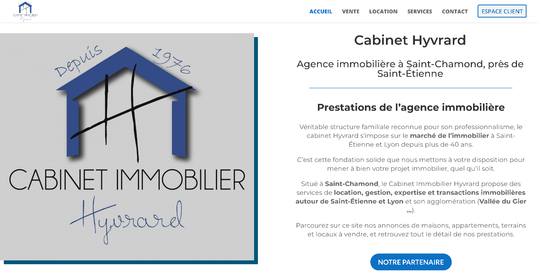 Refonte site web Loire 42