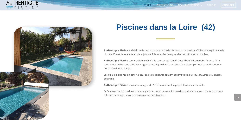 Création de site web saint Etienne