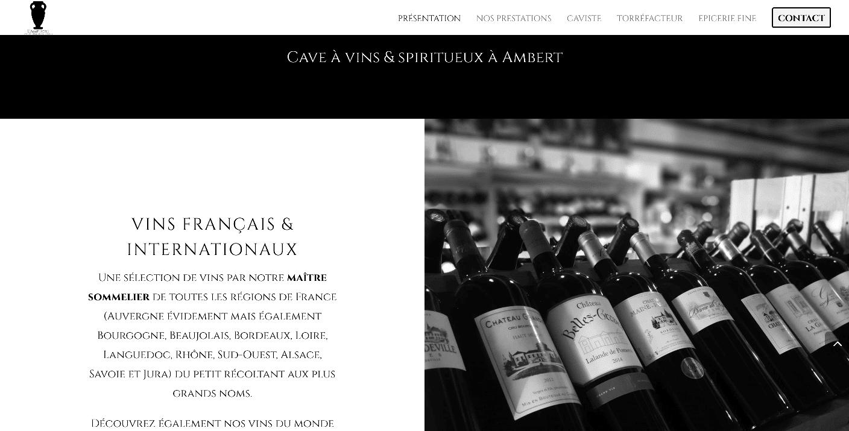 Création de site web Loire 42
