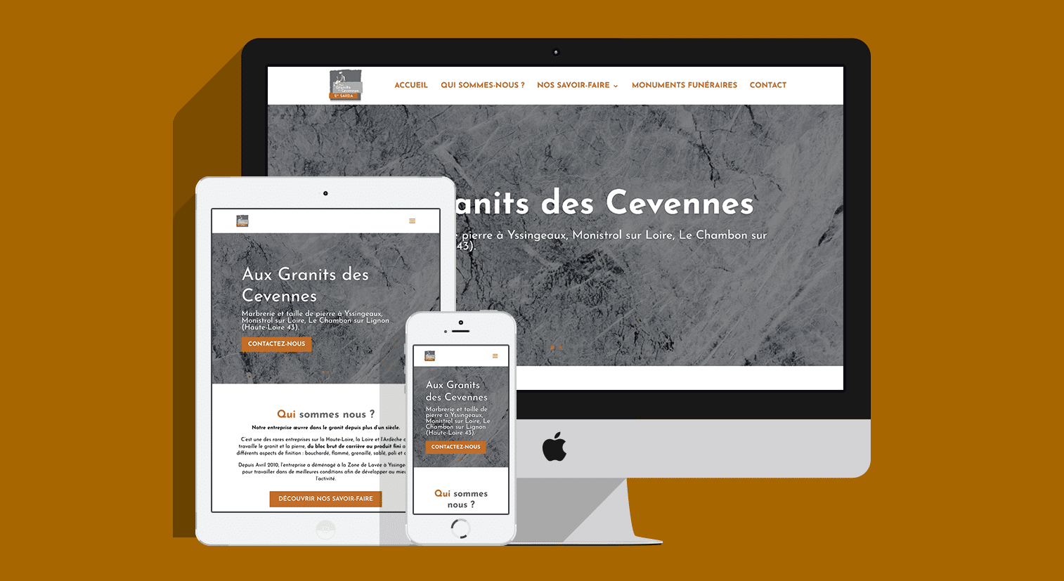 refonte site internet 42 Saint Etienne