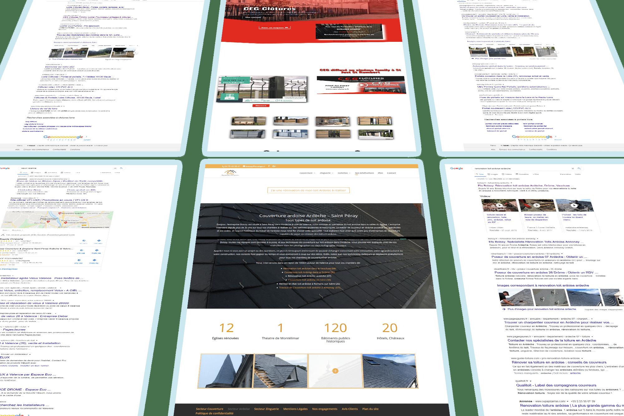 Webiliko: Portfolio web