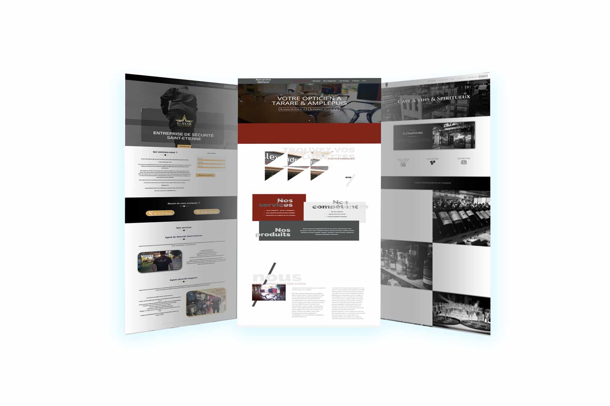 Webiliko: Webdesign